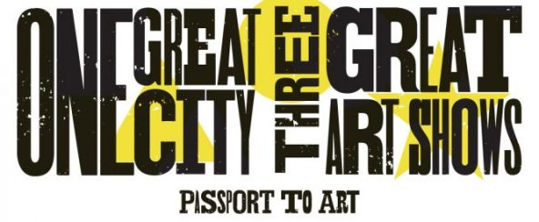 One Great city. Three Great Art shows.
